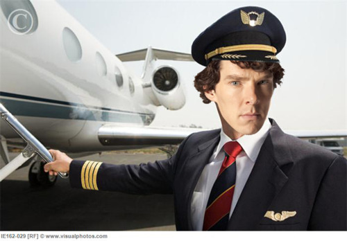 Hello, ladies, won't you fly the friendly skies with me? I'm Mark Benson!